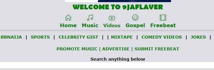 9jaflaver music site