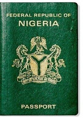 cost of standard passport in Nigeria