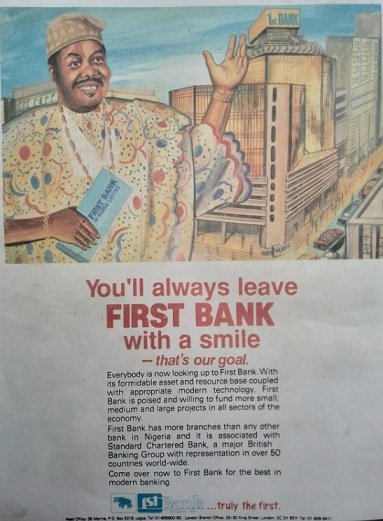 First bank is the oldest bank in Nigeria
