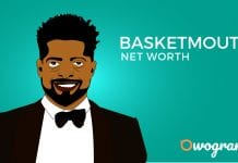 Basketmouth net worth