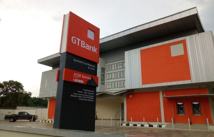 How many banks are in Nigeria today
