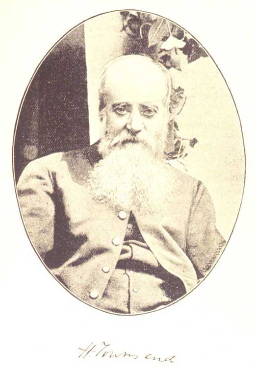 Reverend father henry townsend