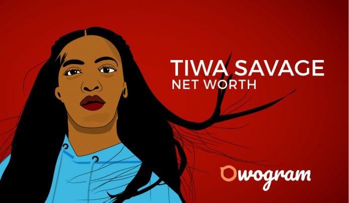 Tiwa savage net worth