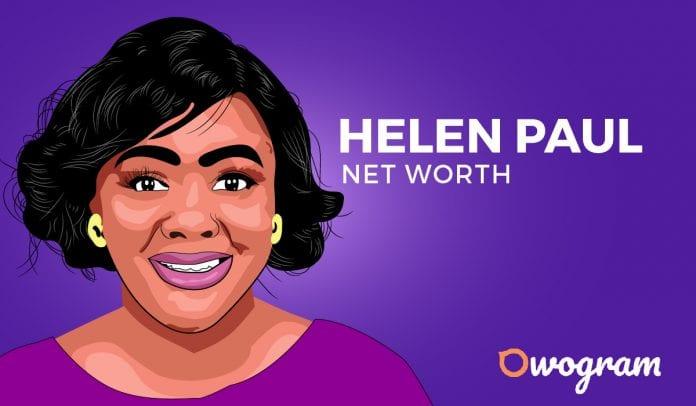 Helen paul net worth