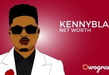 Kenny Blaq net worth