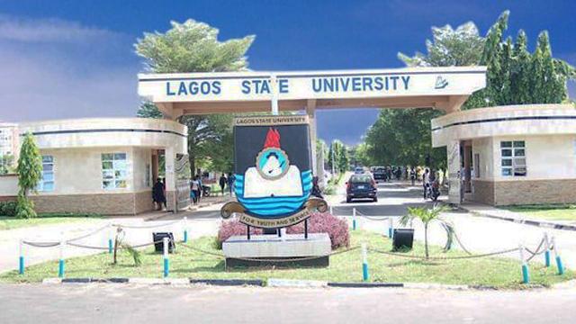 Lagos state university gradautes - LASU