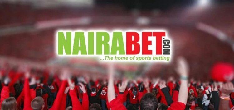 Nairabet site