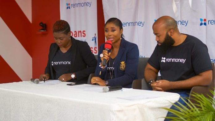 Renmoney Loan website