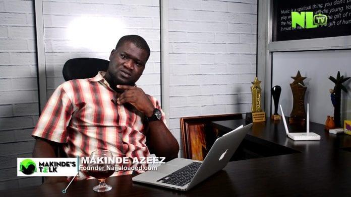 Story of Makinde Azeez of Naijaloaded