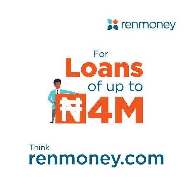 Think renmoney loan website