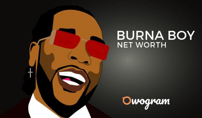 Burna Boy Net Worth