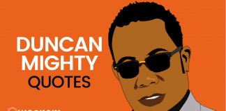 Duncan Mighty Quotes