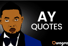 Ayo Makun Quotes