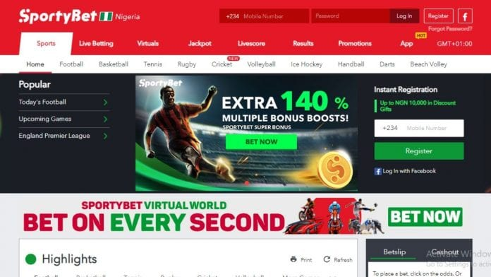 Sportybet app review