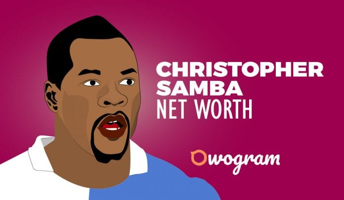 Christopher Samba Net Worth