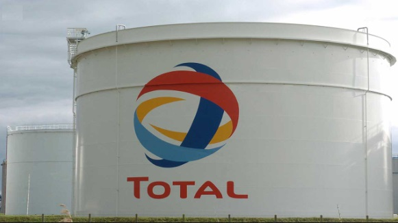 Total oil and gas energy company