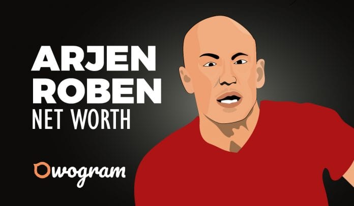 Arjen Robben net worth and biography