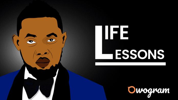 Ayo Makun Life lessons