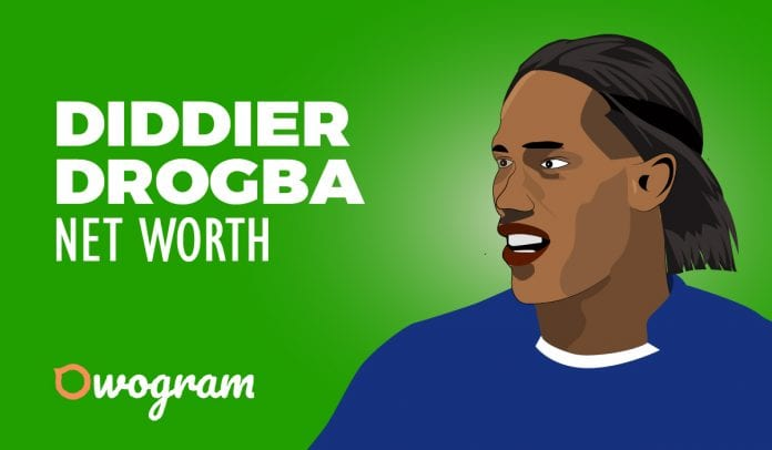 Didier Drogba Net Worth