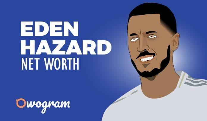 Eden Hazard net worth and biography