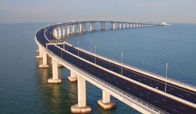 Hong Kong Zhuhai Macau Bridge HZMB