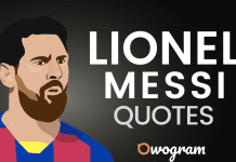 Lionel Messi Quotes About Life and Success