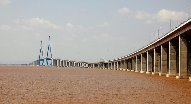 Longest Bridges - jintang bridge