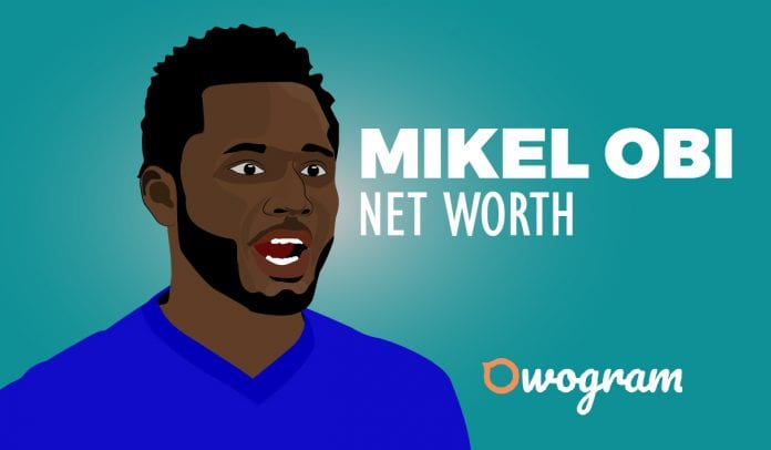 Mike Obi net worth and biography