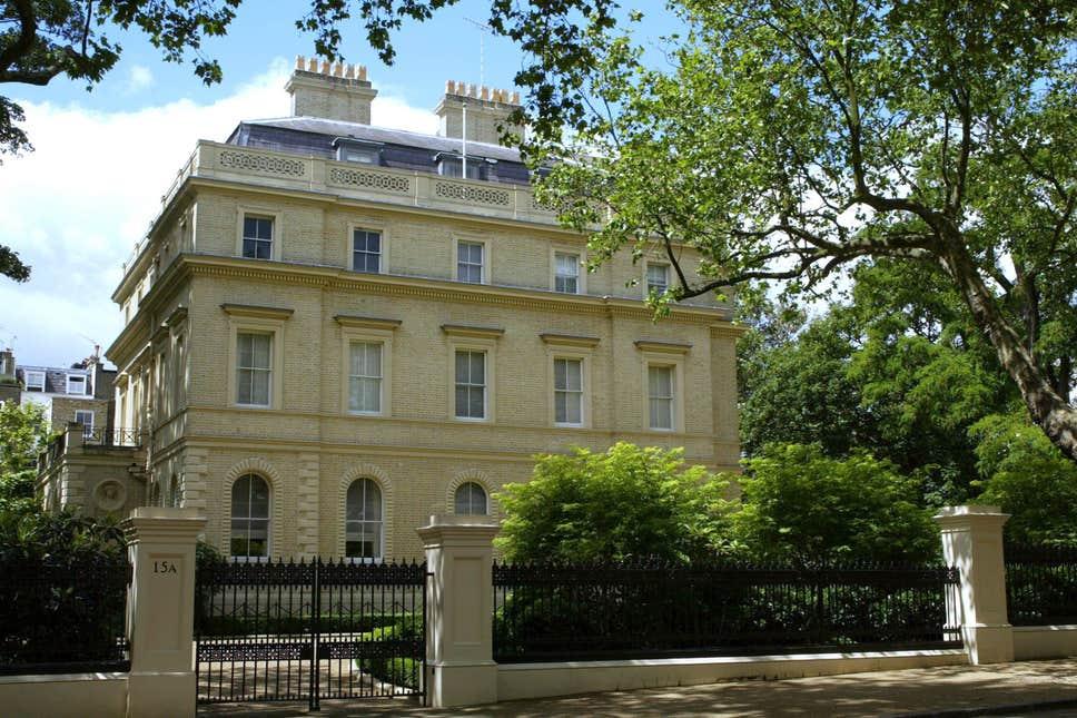 Most Expensive Houses - 15 Kensington Palace Gardens