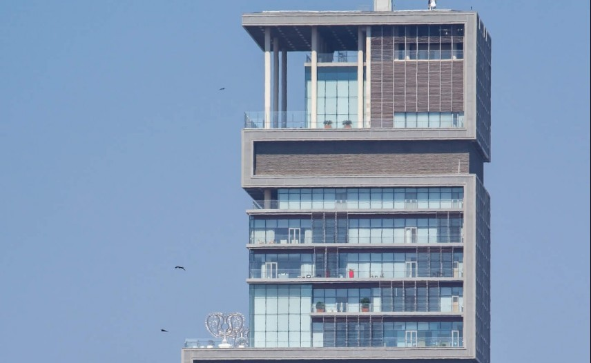 Most Expensive Houses - Antila Tower