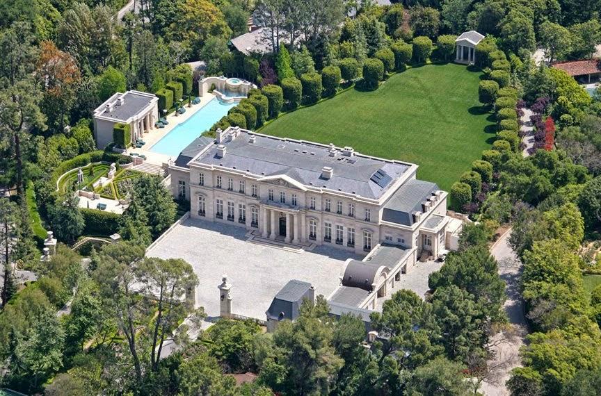 Most Expensive Houses - Fleur de Lys Mansion