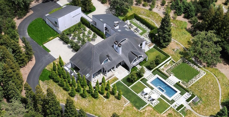 Most Expensive Houses - Mountain Home Road Estate
