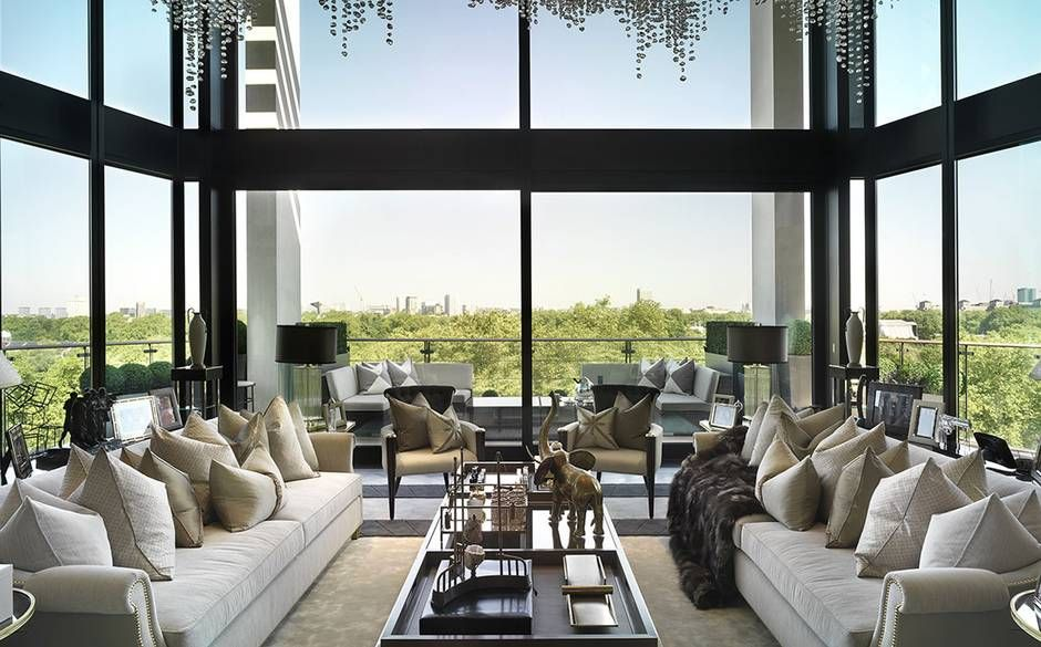 Most Expensive Homes - One Hyde Park Penthouse