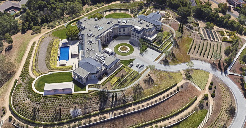 Most Expensive Houses - Silicon Valley Mansions