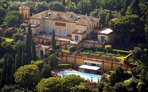 Most Expensive Houses - Villa la Leopolda