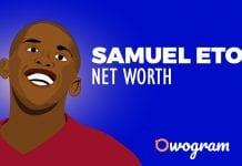 Samuel Eto net worth and biography