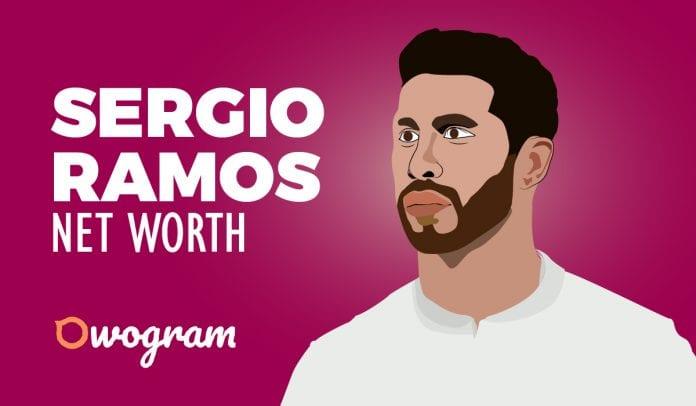 Sergio Ramos Net Worth and Biography