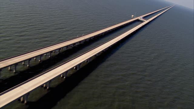 The Lake Pontchartrain Causeway