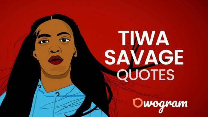 Tiwa Savage Quotes About Life