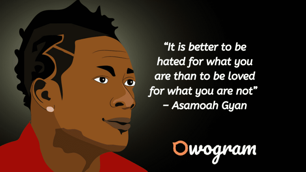 Wise words from Gyan