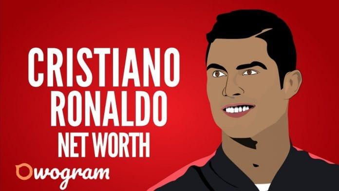 Cristiano Ronaldo Net Worth and Biography