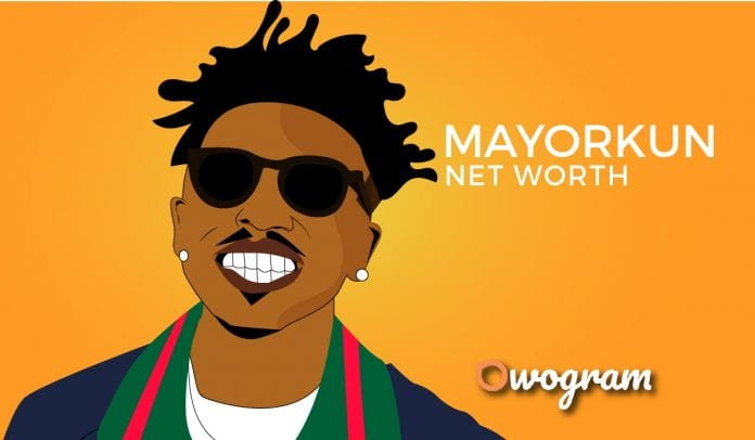 Mayorkun net worth
