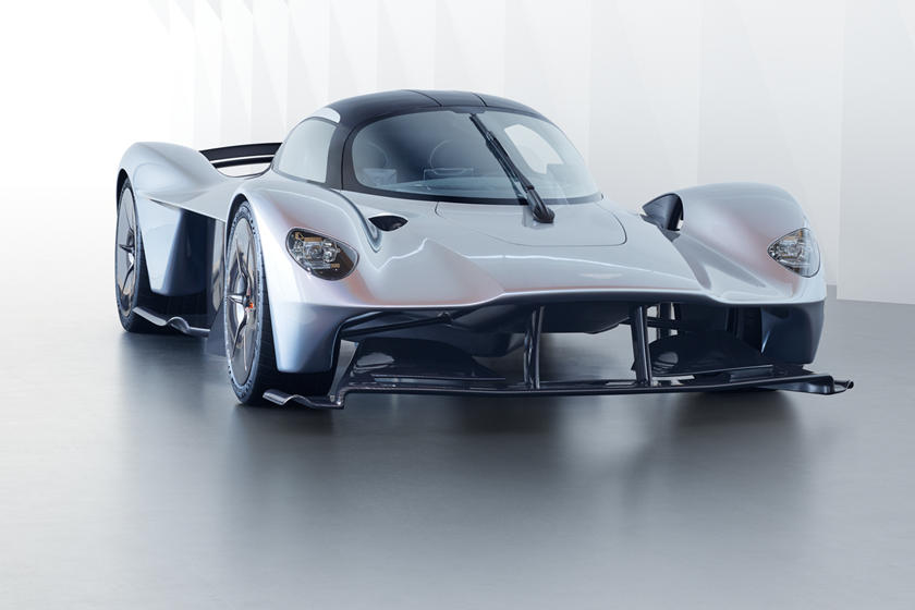 Expensive Cars - Aston Martin Valkyrie