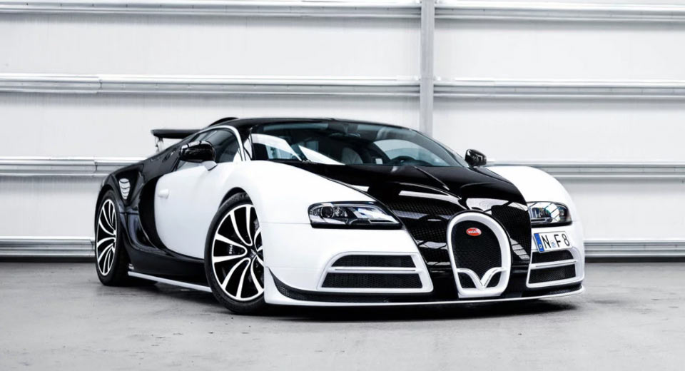 Most Expensive Cars - Bugatti Veyron Mansory Vivere