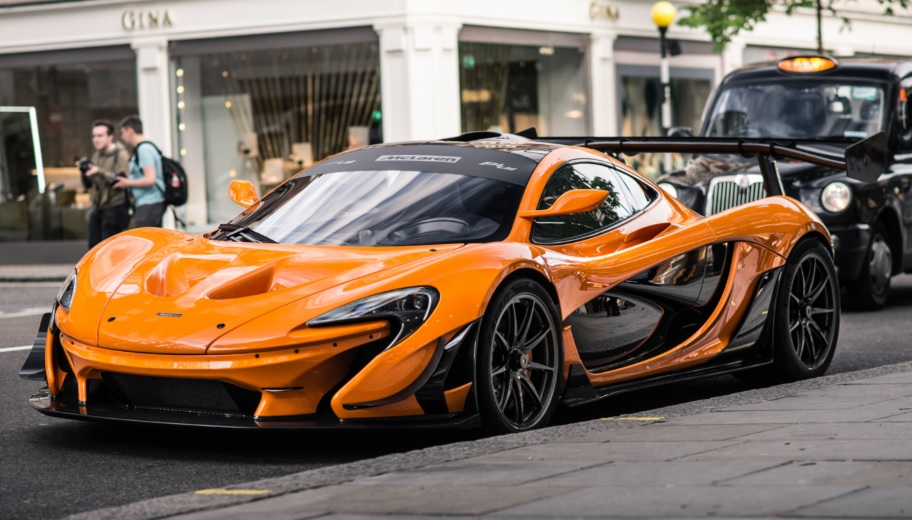 Most Expensive Cars - McLaren P1 LM