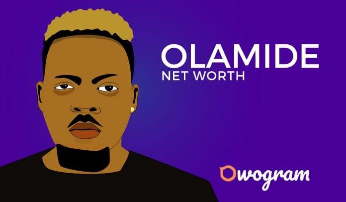 Olamide net worth