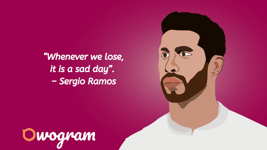 Quotes by Sergio Ramos