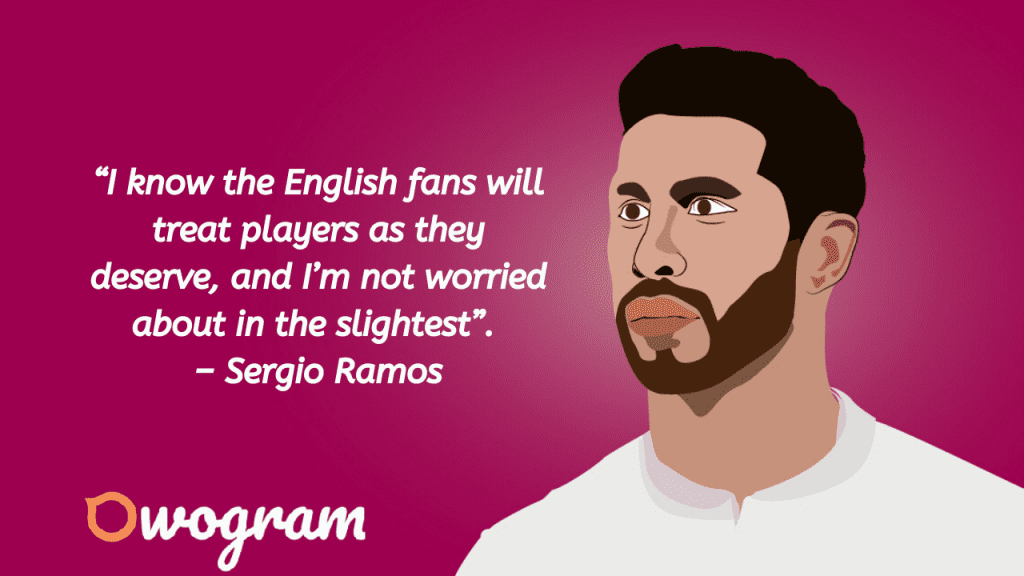 Quotes by Ramos Sergio