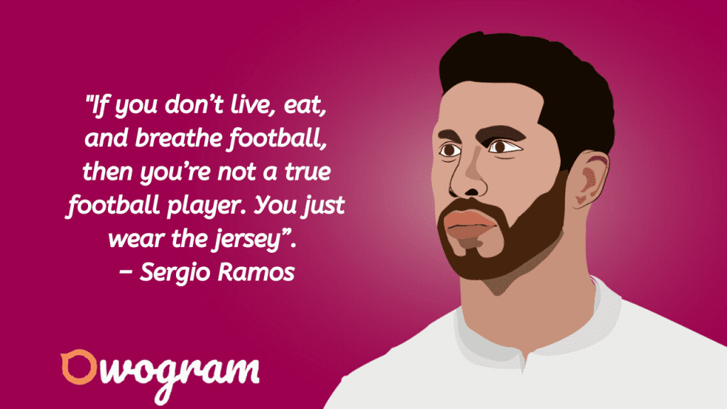 Quotes from Sergio Ramos