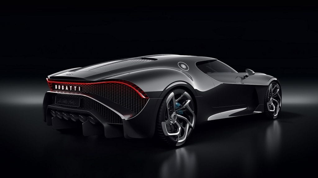 The Most Expensive car in the world - Bugatti La Voiture Noire